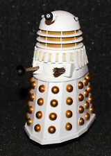 Doctor Who NECROS WHITE DALEK Action Figure Toy 5 Inch 6th Dr Revelation Daleks