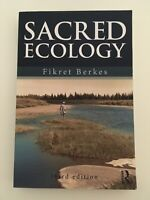 Sacred Ecology Third edition by Fikret Berkes ISBN 9780415517324