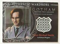 Gotham Season 1 Wardrobe Relic Card Cory Michael Smith Wardrobe Relic Riddler