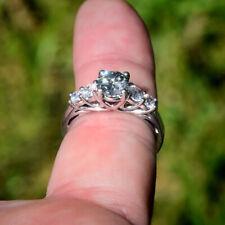 Stunning Maui Estate Ring!  1.60 TCW Gorgeous Ice White Genuine MOISSANITE