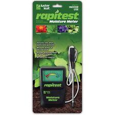 Luster Leaf 1820 Rapitest Garden Plant Flower Soil Moisture Meter Sensor Tester