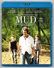 BLU-RAY DISC / MUD SUR LES RIVES  DU MISSISSIPPI / COMME NEUF