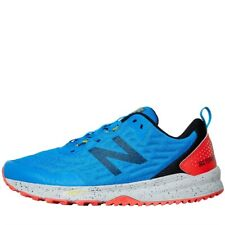 New Balance Nitrel V3 Trail Running Mens Trainers Blue SIze UK 6-11 N336