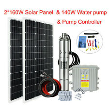 Stainless Strainer 12V DC Submersible Solar Well Pump Water Pump,Solar Battery