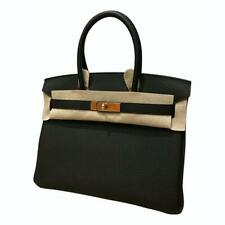 Hermes Birkin Black Togo 30cm