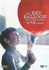 The Red Balloon - UK Region 2 Compatible DVD Pascal Lamorisse, Sabine Lamorisse