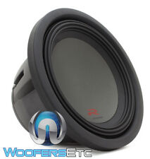 "ALPINE R-W12D4 12"" DUAL 4 OHM TYPE-R 2250W PRO LOUD SUBWOOFER SPEAKER SUB NEW"