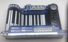 Roll Up Piano Hand Keyboard