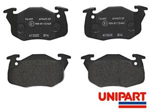 For Peugeot - 106 MK2 (1) 1.6 1.1i 1.4i 1.6i 1.5D Front Brake Pads Set Unipart
