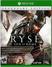 Ryse: Son of Rome -- Legendary Edition (Microsoft Xbox One) NEW - FREE SHIP ™