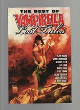 The Best of Vampirella - Lost Tales - Sc - 2008 - Harris Comics - Alan Moore.