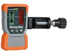 Nedo Acceptor2 Laser Receiver with Rod Clamp