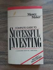 MONEY MAKER COMPLETE GUIDE TO SUCCESSFUL INVESTING - 1988 - PAPERBACK