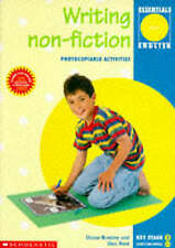 Writing Non-fiction: Key Stage 2 (Essentials English) by Bentley, Diana, Reid,