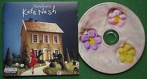Kate Nash Made of Bricks inc Foundations & Mouthwash + CD