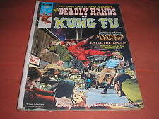 SHANG-CHI THE DEADLY HANDS OF KUNG FU #2 1974 BRUCE LEE CARRADINE VERSIONE USA