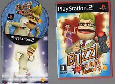 BUZZ ! Le  Quizz Musical  !!! Jeu Quasi neuf : PS2