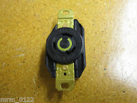 Hubbell Receptacle 20A 125V Twist Lock