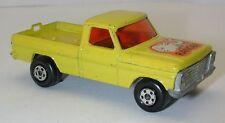 Matchbox Lesney Rolamatics No. 7 Wild Life Truck oc9451
