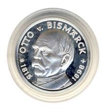 DEUTSCHLAND - Otto von Bismarck - 1815-1898 - KAISERPROKLAMATION - SILBER