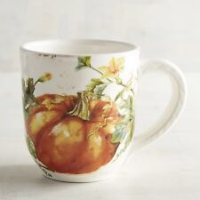 Pier 1 — Pumpkin Patch — Fall / Thanksgiving — Mug — Set of 4