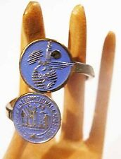 Vintage GOLDEN GATE Expo RING ~San Francisco 1939 GGIE ~International Exposition
