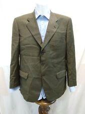 giacca jacket uomo Benito Massacri fresco di lana taglia 52