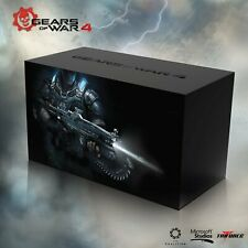 Gears of War 4 Collectors Ultimate Game Edition Steelbook Xbox One NEW