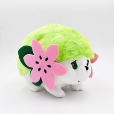 Pokemon Character Shaymin Plush Toy Green Fluffy Stuffed Animal Figure 9'