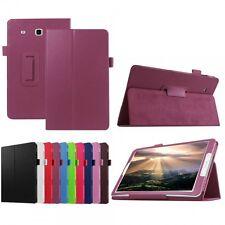 Pochette protectrice Violet étui pour Samsung Galaxy Tab E 9.6 SM T560 T561