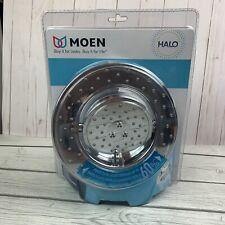 """Moen Halo 9"""" Rainshower Shower Head - Chrome Finish 26017 - 3 Spray Settings"""