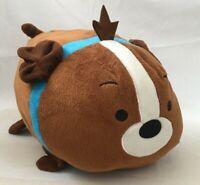 Bun Bun Stacking Plush Pup Pup Dog Stuffed Animal 15in Brown Soft Toy