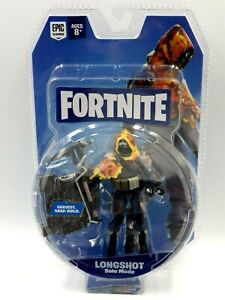 Figurines Fortnite Toy Toys Long Shot Solo Fashion 3 7/8in New Epic Game