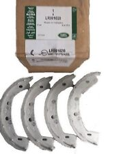 GENUINE NEW LAND ROVER FREELANDER 2 REAR BRAKE SHOES - LR001020