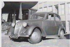 carte postale - SIMCA 8 DE 1951 - 10X15 CM