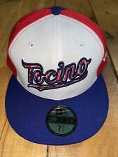 Men's New Era 59FIFTY Lehigh Valley Tocino Red White & Blue Fitted Cap 7 1/2 NWT