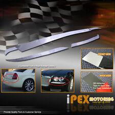 2004-2010 CHRYSLER 300 Base/Touring/Limited Chrome Front+Rear Bumper Deck Trims