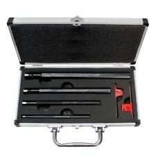 Set Of 4 Pcs Sclcr Indexable Boring Bar Ccmt Diamond Inserts 38 34 Bore Set