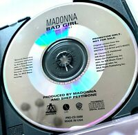 MADONNA Bad Girl (1993) Made In USA PROMO. PRO-CD-5888