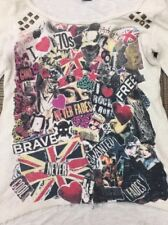 The Clas-sic Usa Shirt Womens Small vintage graphic long sleeve pop culture