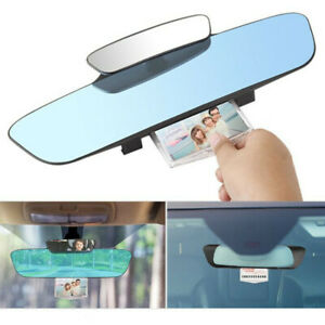 Universal Rear View Mirror Car Interior Mirror Anti-glare Auto Accessories New