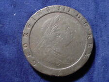 Great Britain - 1797, Two Pence - Scratches