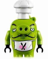 LEGO Angry Birds - Original - Chef Pig Minifig - From Set 75826 - New