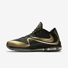New Nike Field General 2 Air Max Shoes Super Bowl 50 Size 10.5  Black Gold (New)