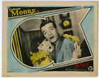 Colleen Moore & Lawrence Gray Vintage 1928 Oh, Kay! Lost Silent Film Lobby Card