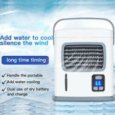 Portable USB Mini Air Conditioner Air Purifier and Humidifier