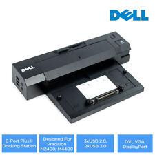 Dell PR02X E-Port Plus II Docking Station Designed For Precision M2400, M4400