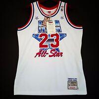 100% Authentic Michael Jordan Mitchell Ness 1991 NBA All Star Jersey Size 44 L