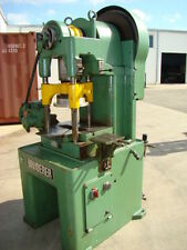 BRUDERER #BSTA30 30 Ton 3 Post High Speed Press