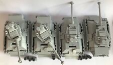 original LEGO PARTS - MICRO - 4 PANTHER TANK + 8 soldiers - my design CUSTOM